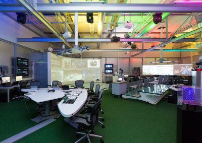 vr-laboratorium UT Enschede