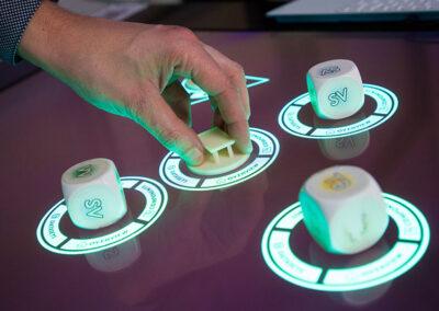 serious games scherm laboratorium design Enschede