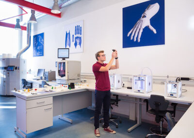 rapid prototype lab UT Enschede