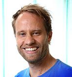 portretfoto van fotograaf Gijs van Ouwerkerk